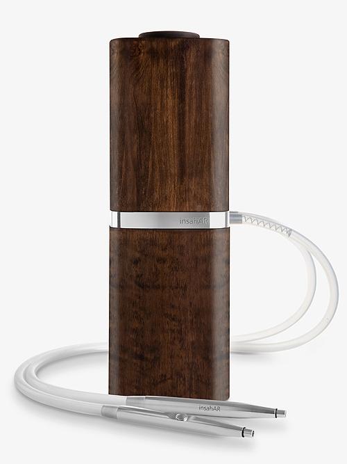 Hookah insahAR 2.0 Dark wood (alder)