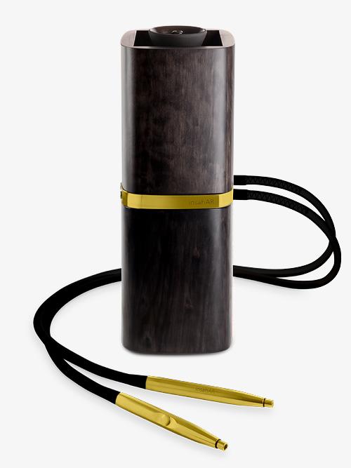 Hookah insahAR 2.0 Black / Gold Special edition