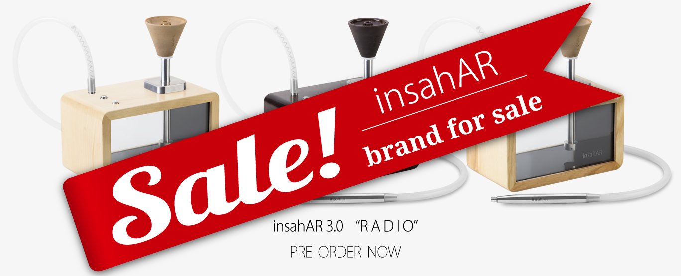 insahAR 3.0 RADIO