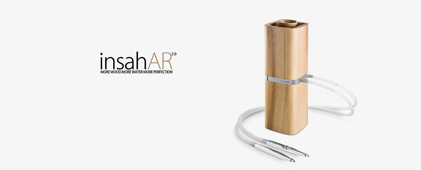 InsahAR First Slide